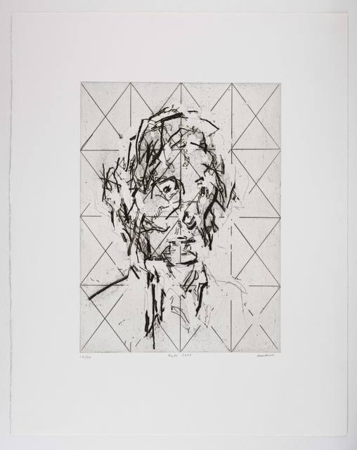 Frank Auerbach, 'Ruth', 2006, Paul Stolper Gallery