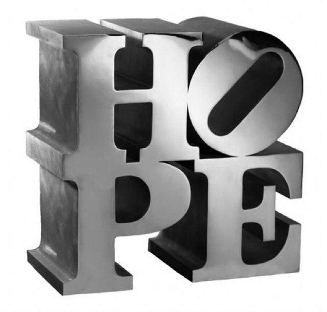 , 'HOPE,' 2010, KM Fine Arts