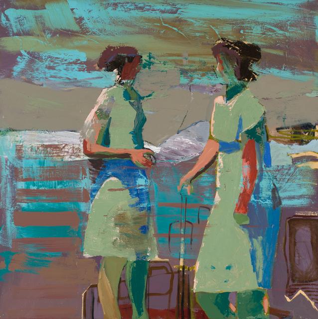 , 'Game,' 2016, Sue Greenwood Fine Art