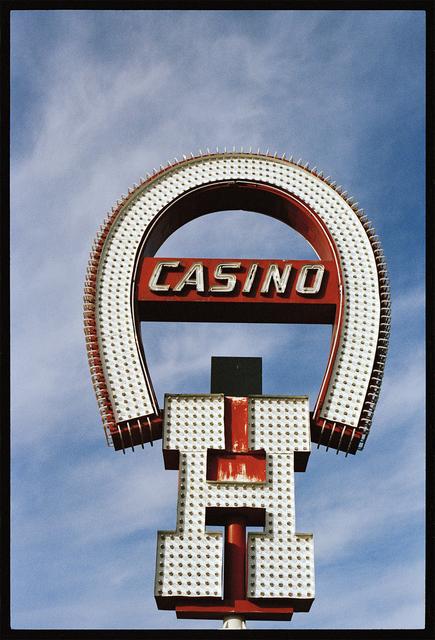, 'Horseshoe Casino,' 2017, David Hill Gallery