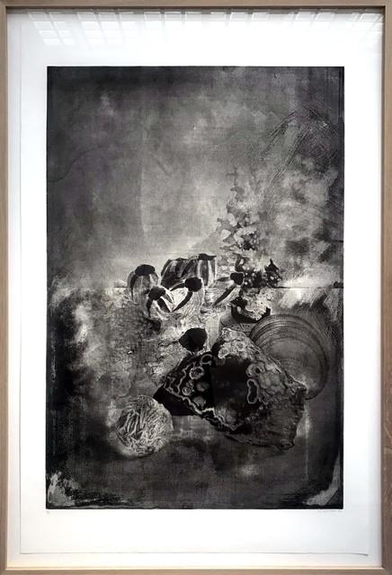 , 'Gravure noir #002,' 2020, Galerie Les filles du calvaire