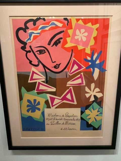 , 'Madame de Pompadour,' 1951, Leviton Fine Art