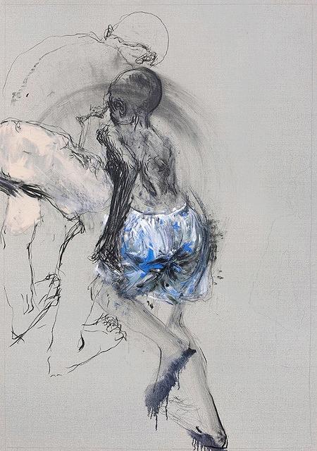 , 'Running Boy,' 2018, Name Gallery