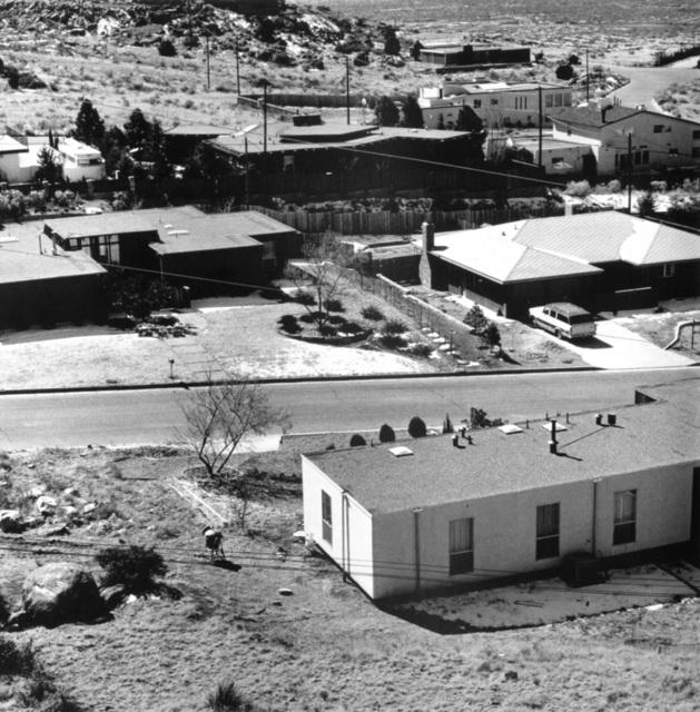 Joe Deal, 'View, Albuquerque, New Mexico', 1974, Robert Mann Gallery
