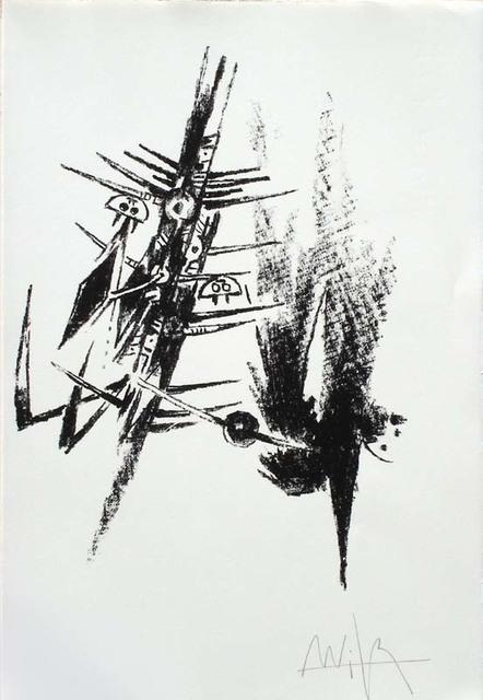 Wifredo Lam, 'Erker-Treffen 2', 1974, Sylvan Cole Gallery