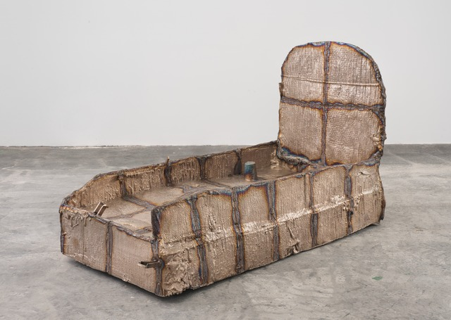 , 'TROUGH,' 2014, Gagosian