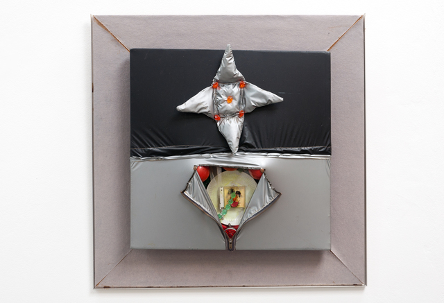 , 'Open Fly Silver Star,' 1964, Instituto de Visión