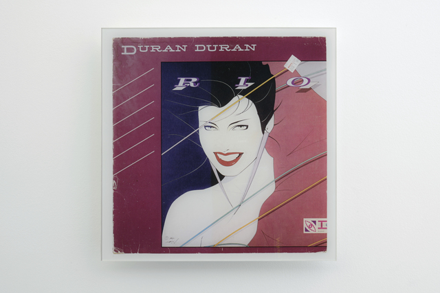 , 'Duran Duran, 'Rio,' Album Cover, UV Exposure Time Three Months,' 2009, Office Baroque