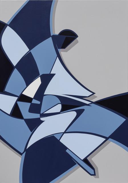 , 'Infinite Reflection,' 2018, Galerie Matthew Namour