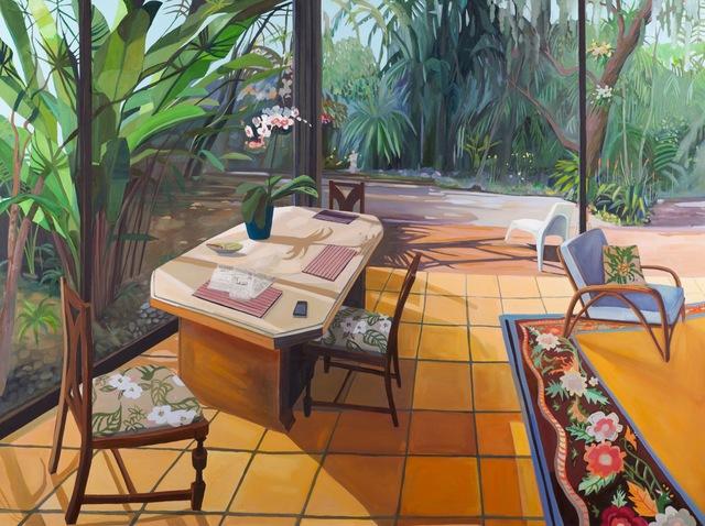 , 'Rosanna's,' 2015, ZINC contemporary
