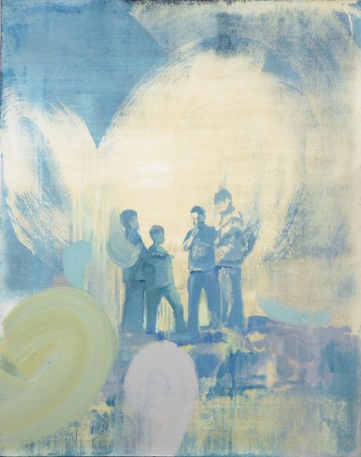 , 'Masterplans 精謀密計,' 2014, Galerie Huit