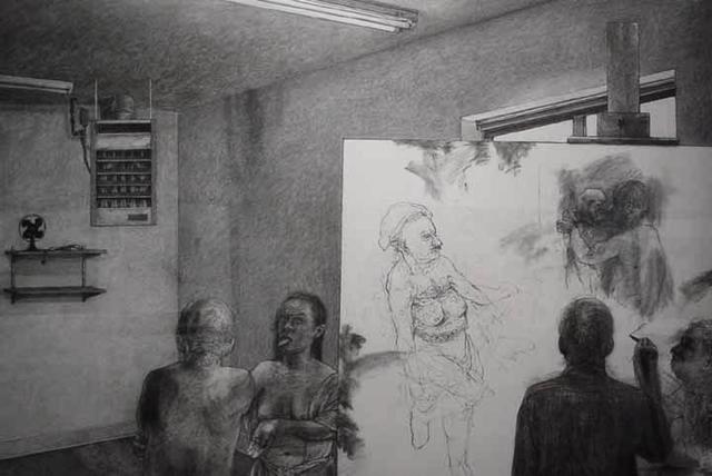 , 'Unruly Muse,' 1997, Gallery Victor Armendariz