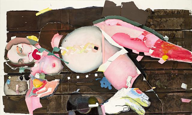 , 'Untitled (23),' 2016, White Cube
