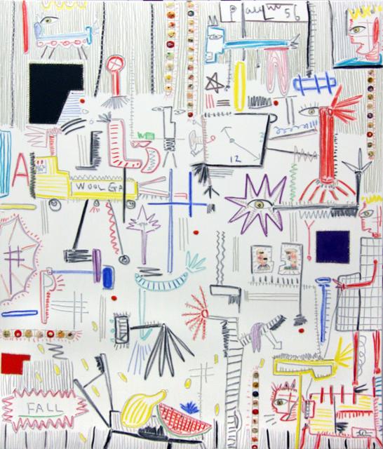 , 'White Series   New Freedom 012,' 2018, Crossing Art