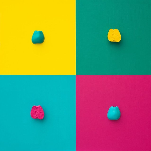 Isaac Kahn, 'Composition Apples', 2017, Corridor Contemporary