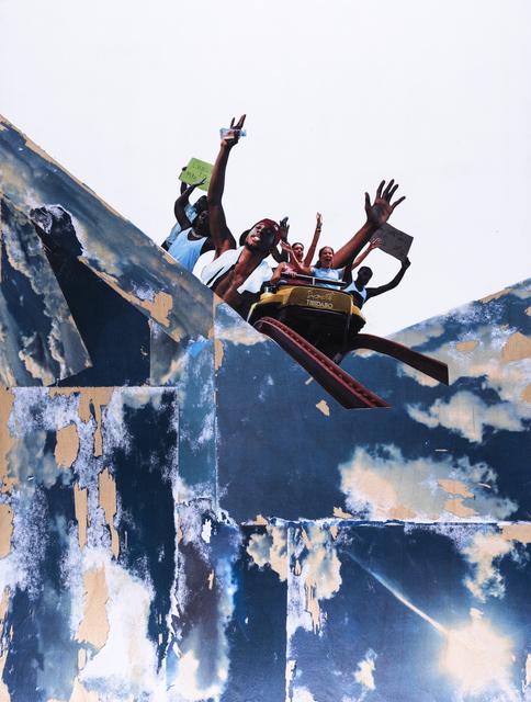 , 'Surrendered (A Harrowing Descent),' 2016, The Studio Museum in Harlem