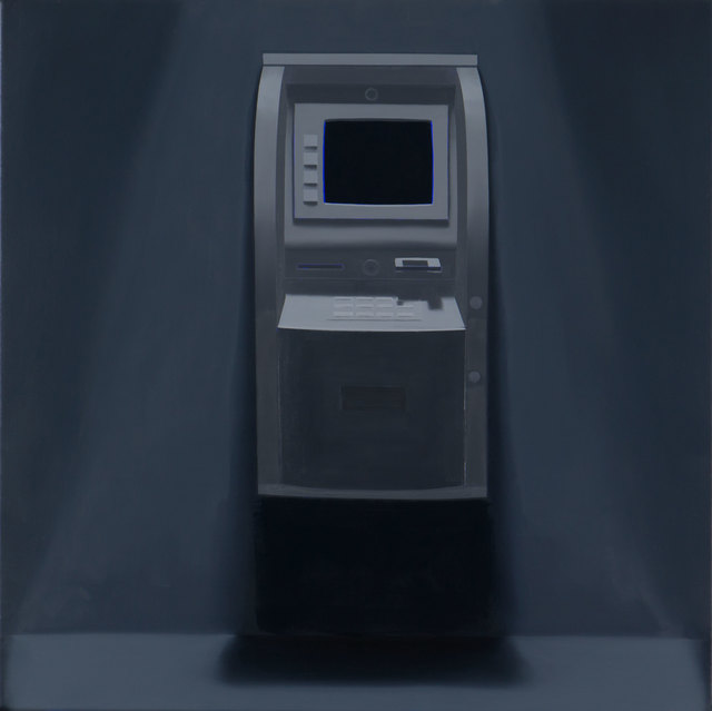 , '(ATM) At The Moment,' 2015, MARS