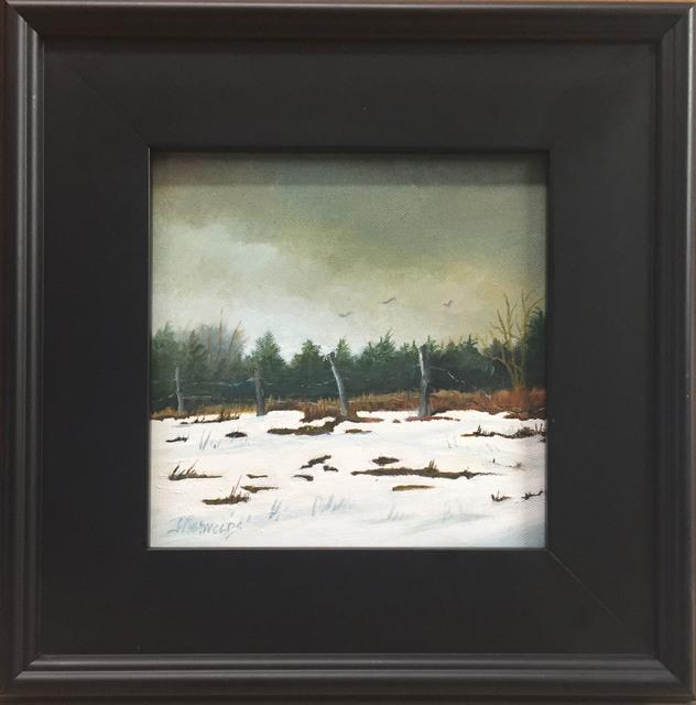 , 'Cedars,' 2015, Carrie Haddad Gallery