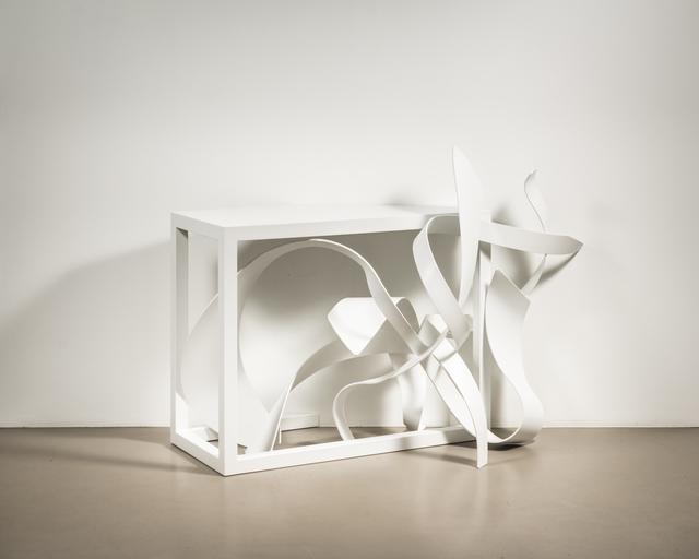 "Benoit Lemercier, '""Console""', 2014, Galerie Dutko"