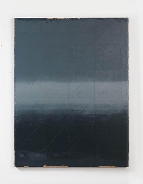 Mark Hagen, 'To Be Titled (Gradient Painting # 8)', 2013, Almine Rech