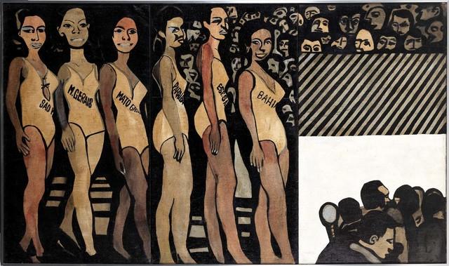 , 'Miss Brasil,' 1965, Museu de Arte Moderna (MAM Rio)