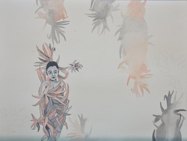 Tessa Mars, 'Fauna and Flora IV', 2019, Le Centre d'Art d'Haïti