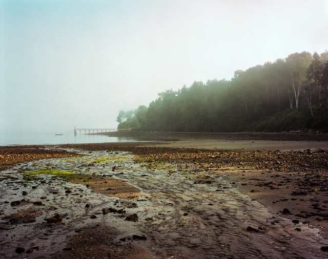 , 'Paradise Road, Northport, Maine,' , The Southern