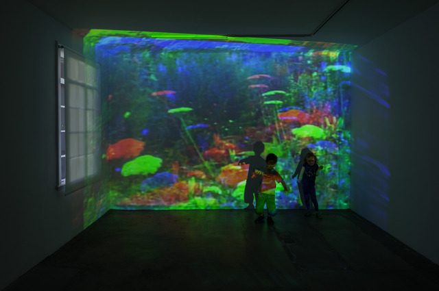 , 'Oo Fifi, Five Days in Claude Monet's Garden, Part 1,' 1992, Los Angeles County Museum of Art