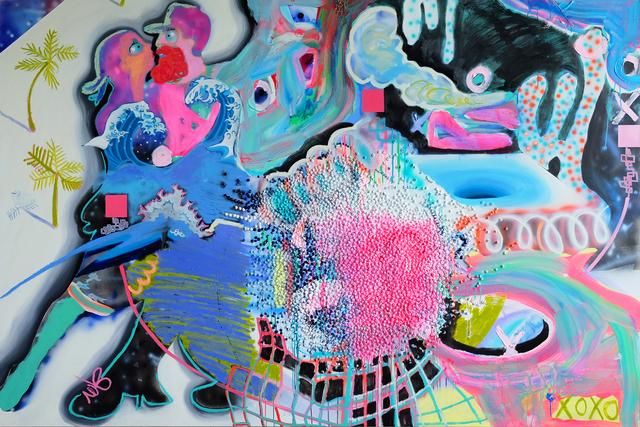 , 'Lovemos,' 2017, Allouche Gallery