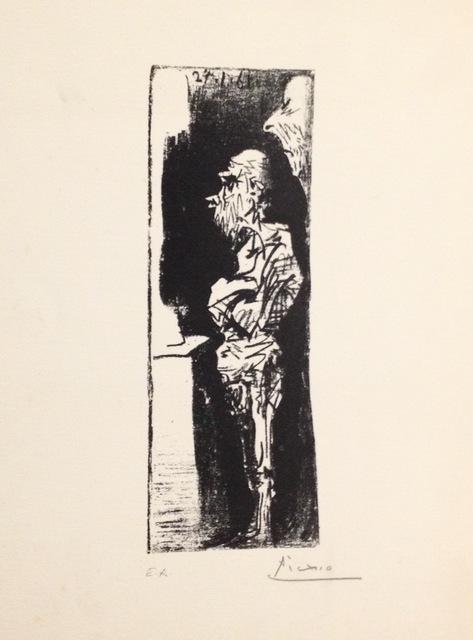 Pablo Picasso, 'Espectadores', 1961, Galeria Joan Gaspar