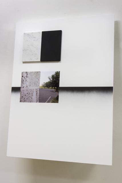 , 'Study Desk 2,' 2016, Georg Kargl Fine Arts