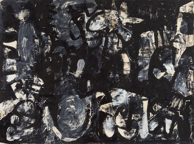 , 'Untitled (50-49),' ca. 1955, Berry Campbell Gallery