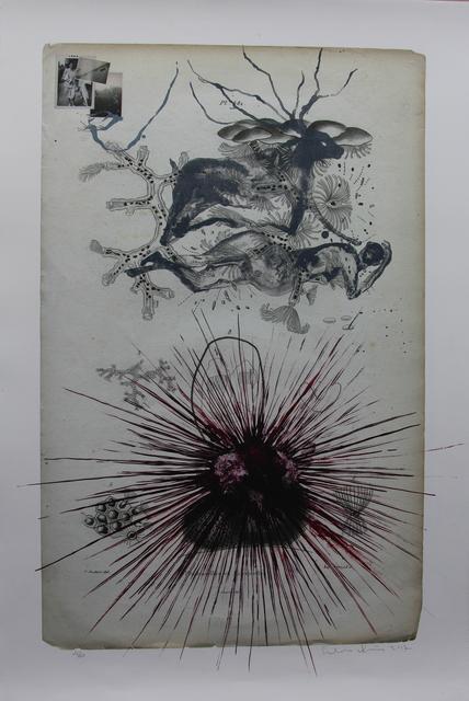 Guillermo Olguin, 'LUST', 2017, Galería Quetzalli