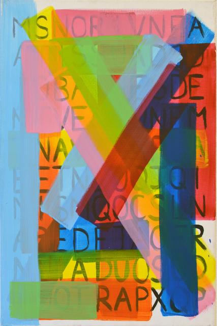 , 'Passe Temps (40x60) 2,' 2015, Le Feuvre & Roze