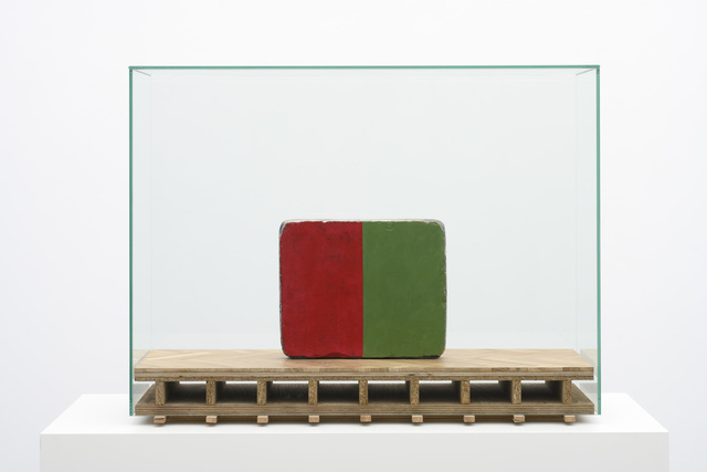 , 'Painted Object,' 2018, Zeno X Gallery