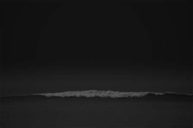 , '' Dark IV '  (dark wave seascape waterscape black surf abstract landscape monochrome monotone),' 2016, Galerie Prints
