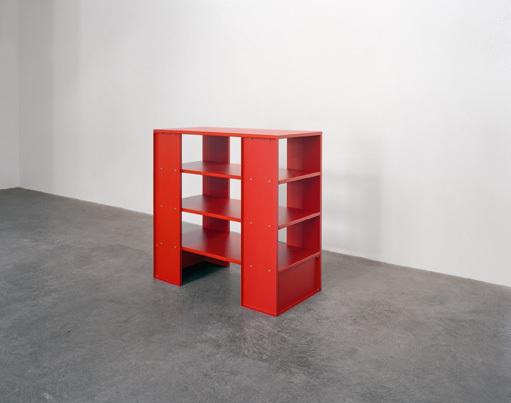 Donald Judd, 'Bookshelf', 1984, Schellmann Art