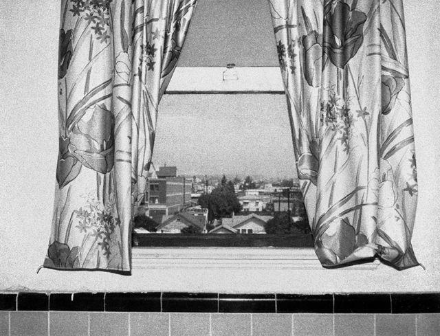 Steve Kahn, 'The Hollywood Suites (Windows) #13', 1977, Photography, Gelatin silver print; printed c.1977, Howard Greenberg Gallery