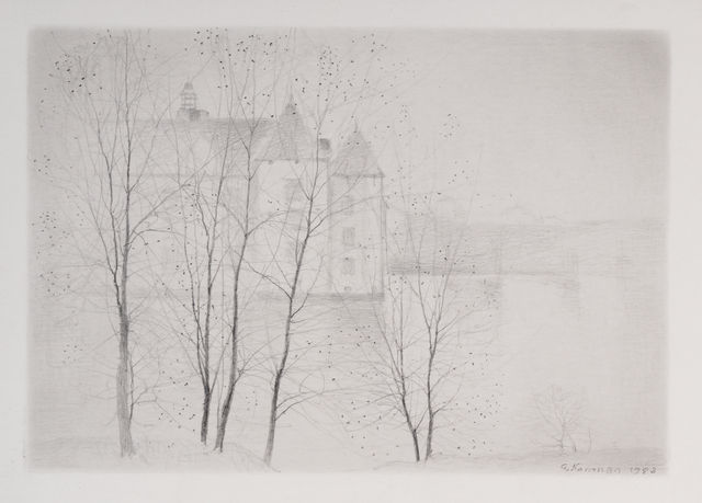 , 'Mot slottet (Toward the Castle),' , Pucker Gallery