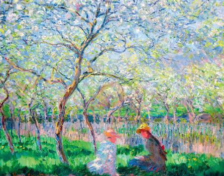 , 'Spring Time ,' 1886, Smith & Partner