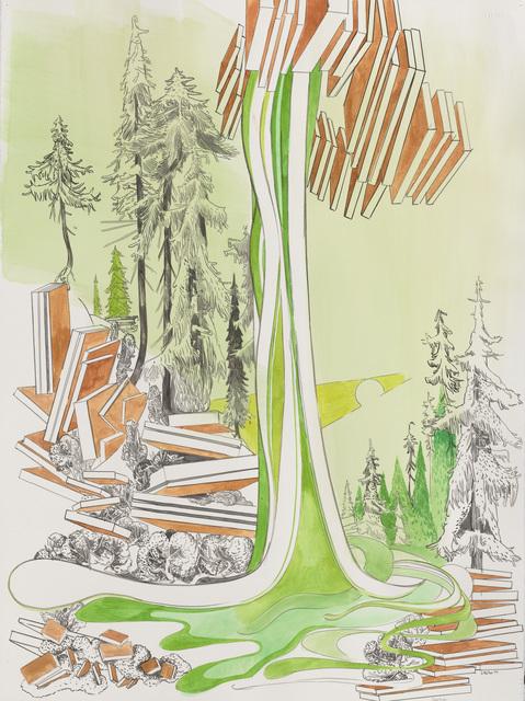 , 'Quelle,' 2011, Galerie Kleindienst