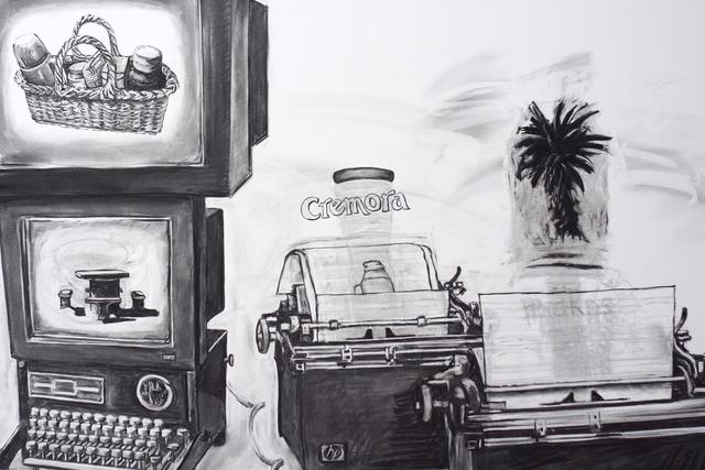 , 'Orlando's Book,' 2013, Jeu de Paume