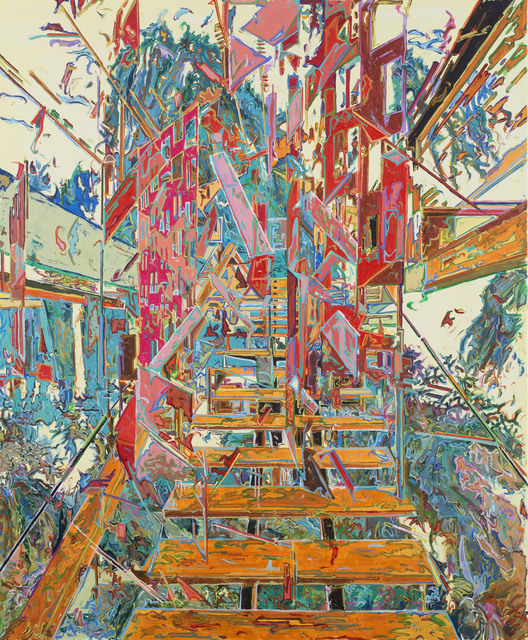 , 'Not that Story,' 2015, Parkview Green Art