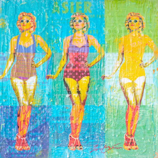 Jon Davenport, 'Triple Threat', 2019, Shain Gallery