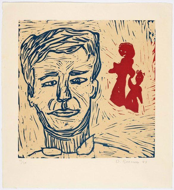 Donald Baechler, 'Untitled', 1985, Koller Auctions
