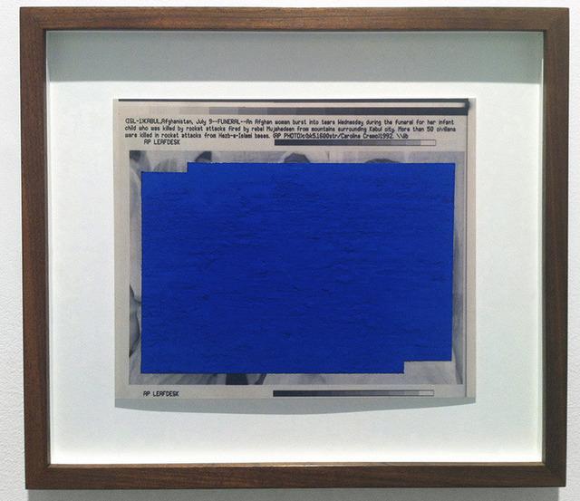 , 'Pieta,' 2012, Vohn Gallery
