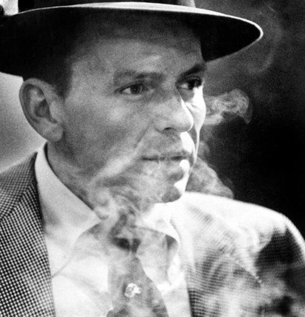 , 'Frank Sinatra, NYC,' 1956, Robert Mann Gallery