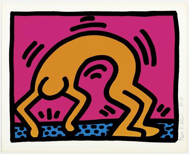Keith Haring, 'Pop Shop II', 1988, Koller Auctions