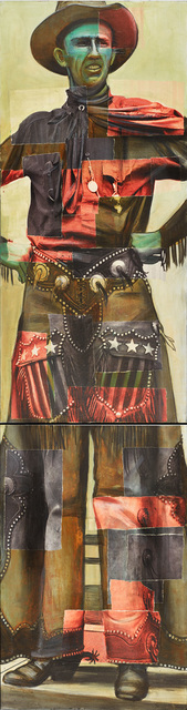 , 'Tall Cowboy Madonna (Ralph Madsen) 1919,' 2015, Hudson Milliner Art Salon