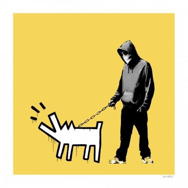 , 'Choose Your Weapon (Soft Yellow),' 2010, Gormleys Fine Art